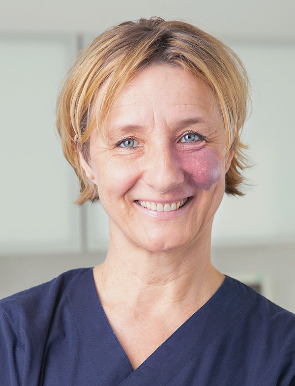 Zahnärztin Dr. med. dent. Sonja Bischoff, Praxis Dr. Wölfel Nürnberg-Mögeldorf
